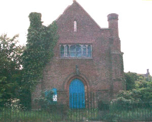 Poyle Church exterior