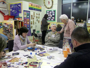Activity workshop for adults