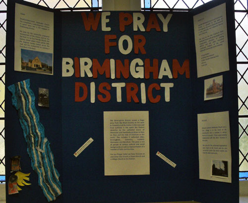 Birmingham District