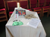 Easter Prayer Vigil  Cookham Rise 2014