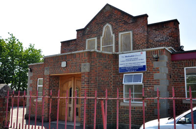 Hampshire Avenue Methodist Church Slough
