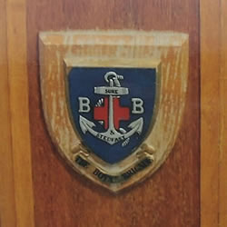 Boys Brigade Shield