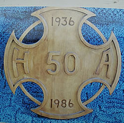 Boys Brigade - 50th Anniversary
