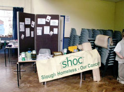 Outreach - Slough Homeless Our Concern