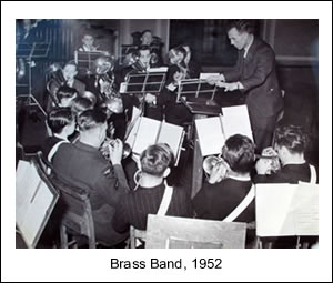 Brass Band 1952