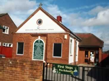 Woodlands Park Methodist Church